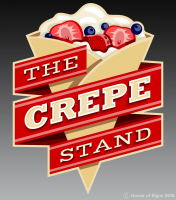 The Crepe Stand in Breckenridge, CO