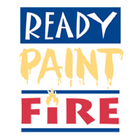 Ready Paint Fire! in Keystone, CO