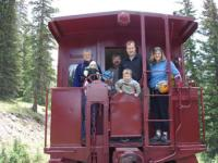 Leadville Railroad in Leadville, CO