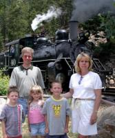 Alpenglow Adventures Train Tours in Summit County, CO