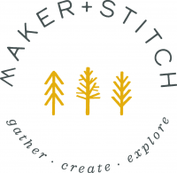 Maker + Stitch in Edwards, CO