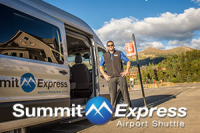 Summit Express in Summit County, CO