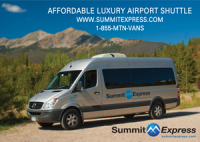 Summit Express in Vail Valley, CO