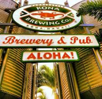 Kona Brewing Company at Koko Marina in Oahu, HI