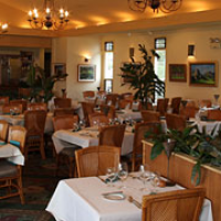 Merriman's Restaurant in Hawaii-Big island, HI