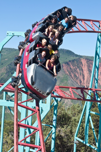 Glenwood Caverns Adventure Park